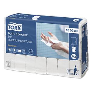 Tork Xpress miękki ręcznik Multifold w składce Z Premium
