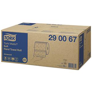 Tork Matic® ręcznik w roli miękki Advanced