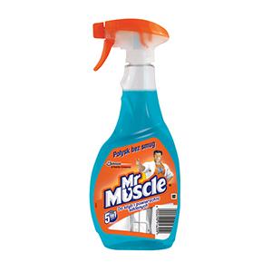 Mr Muscle® do szyb i powierzchni szklanych