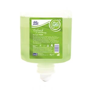 Mydło w pianie DEB Stoko - Refresh Energie