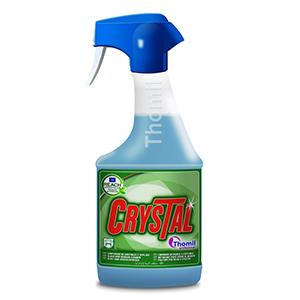 Crystal środek do mycia i polerownia wszelkich szklanych powierzchni