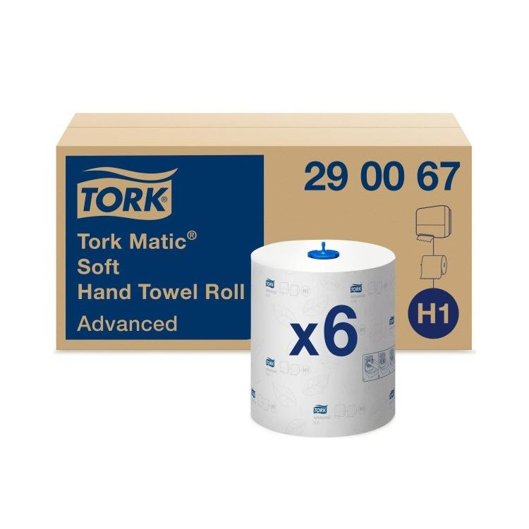 Tork Matic® 290067 ręcznik w roli miękki Advanced