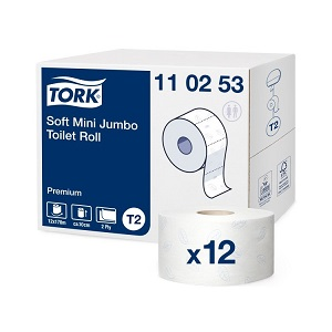 Tork 110253 Papier Toaletowy mini jumbo