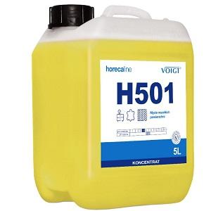 Voigt H501 - Powierzchnie ponadpodłogowe
