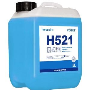 Voigt H521 - Nanotechnologia - Mycie powierzchni szklanych