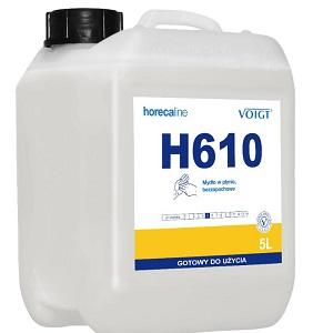 Voigt H610 - bezzapachowe mydło w płynie