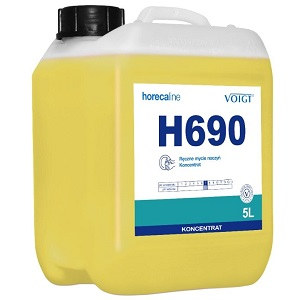Voigt H690 - Gastro-Dish - Płyn do ręcznego mycia naczyń