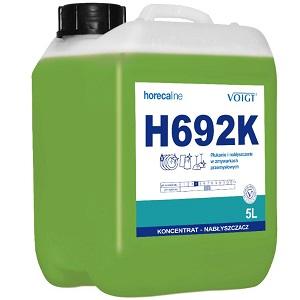 Voigt H692K - Płukanie i Nabłyszczanie w zmywarkach przemysłowych