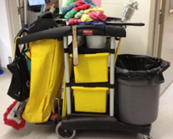 Akcesoria do sprzątania mopy, kije, wózki, gąbki, ścierki