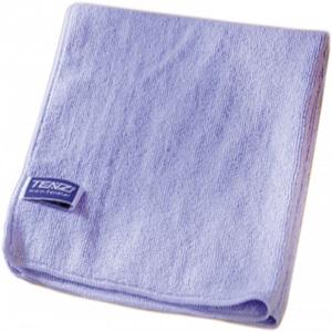 Tenzi - ręcznik z mikrofibry niebieski 40x40