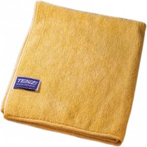 Tenzi - ręcznik z mikrofibry żółty 40x40