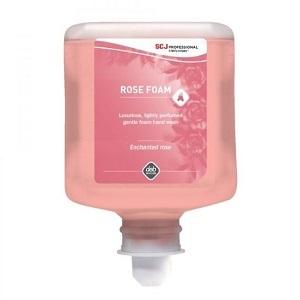 Mydło w piane DEB Stoko - Refresh Rose