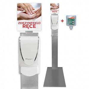 Stojak do dezynfekcji rąk Instant Foam