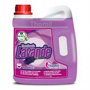 Zmiękczający Lawendowy płyn do płukania tkanin