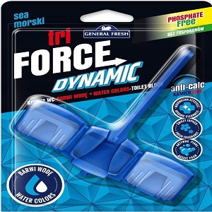 Kostka WC General Fresh Tri-Force